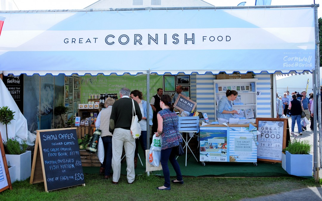 Showing our colours – Royal Cornwall Show 2014