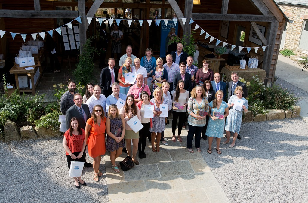 Shortlist announced for the 2015 Great Cornish Food Awards