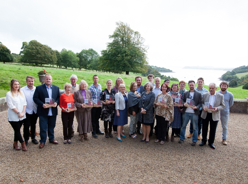Great Cornish Food Award winners